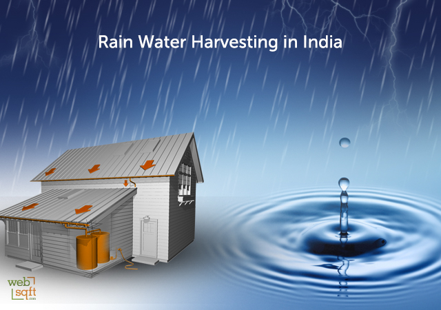 essay on rain water harvesting in india
